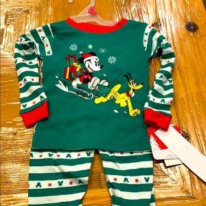 NEW  Disney Youth Pajama Set